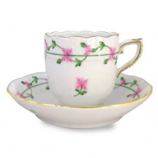 Herend PBGP Moccacup and Saucer 711
